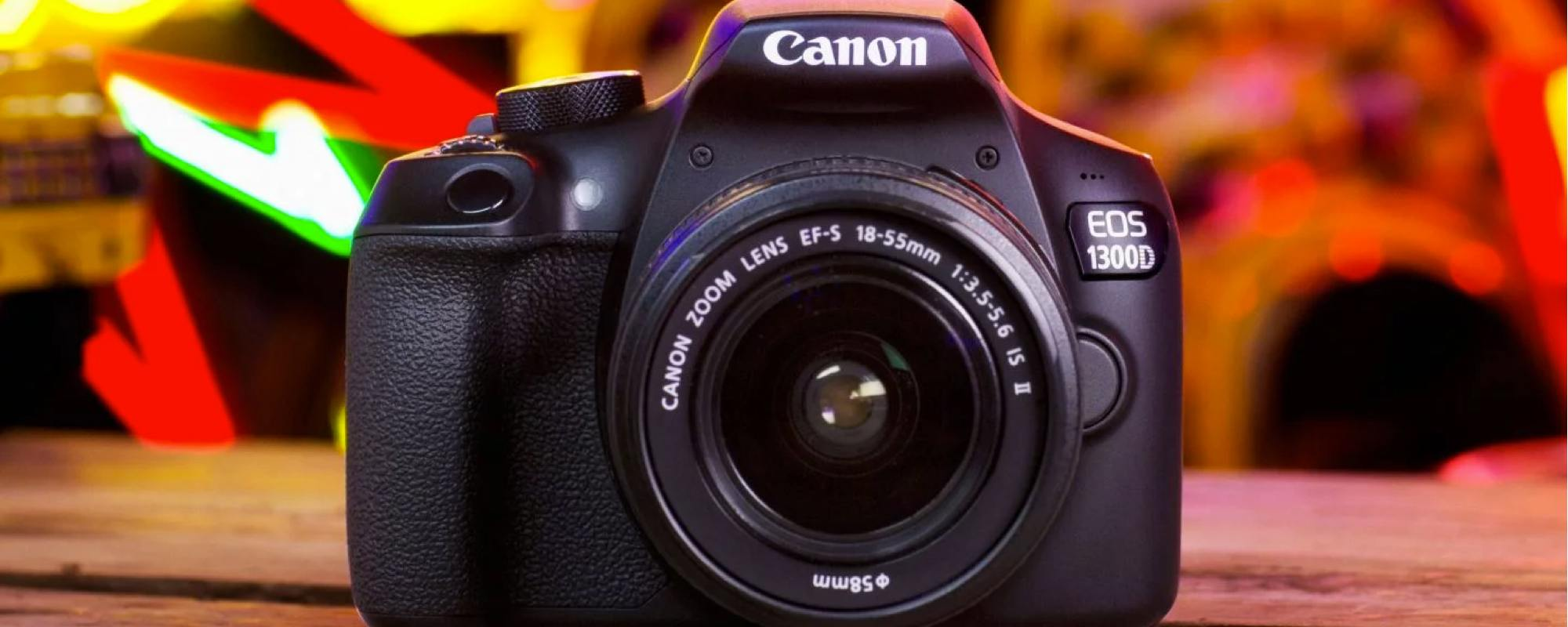 Rent Canon Eos 1300d At Low Prices Kamera 18 55 Iii